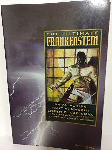 The Ultimate Frankenstein: Preiss,Byron-Editor