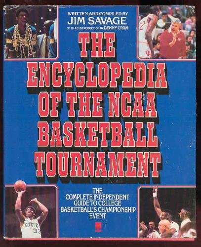 9780440503620: Encyclopedia of the NCAA Basketball Tour