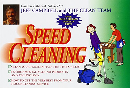 9780440503743: Speed Cleaning