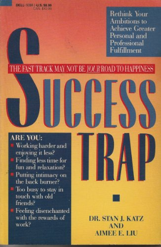 9780440503842: The Success Trap