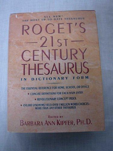 9780440503866: Roget's 21ST Century