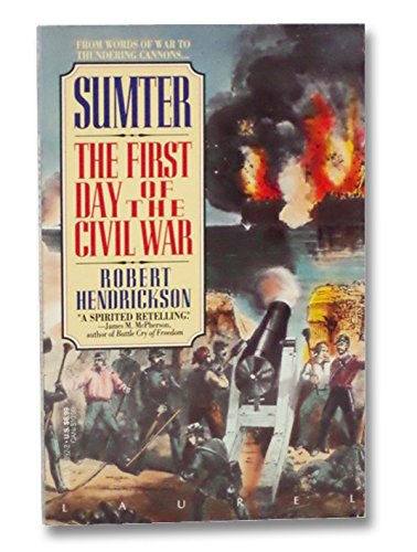 9780440503927: Sumter: The First Day of the Civil War