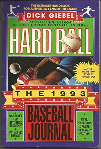 9780440504740: Hard Ball