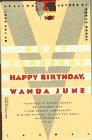 9780440504849: Happy Birthday, Wanda June