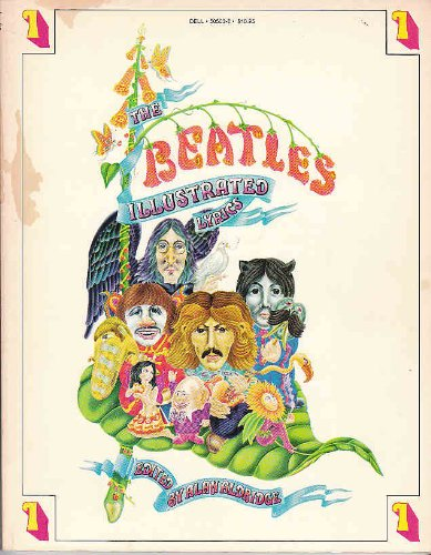9780440505037: Beatles Illustrated Lyrics