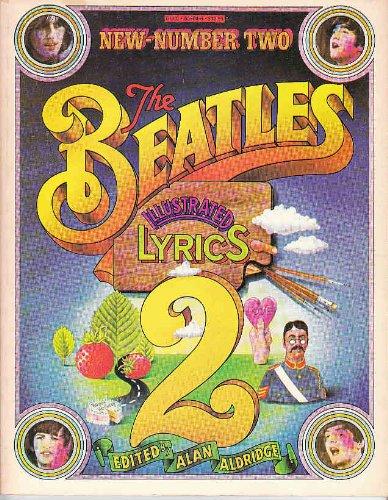 The Beatles: Illustrated Lyrics, No. 2