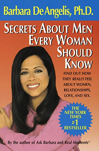 9780440505389: Secrets About Men Every Woman Should Know: Find Out How They Really Feel About Women, Relationships, Love, and Sex