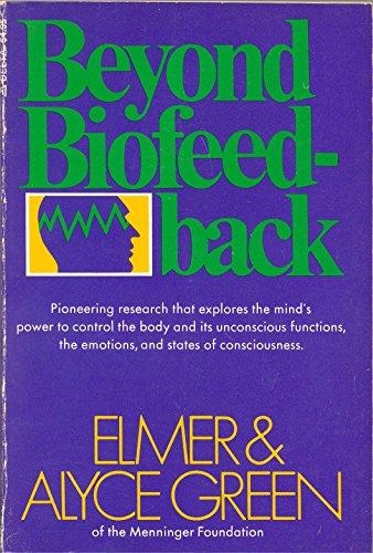 9780440505495: Beyond Biofeedback (A Delta book)
