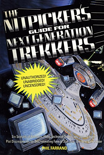 9780440505716: Nitpicker's Guide/Next Gen V.2: 1