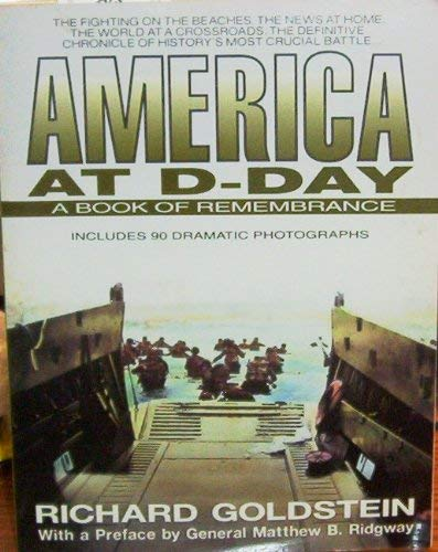 9780440505815: America at D-Day: A Book of Remembrance