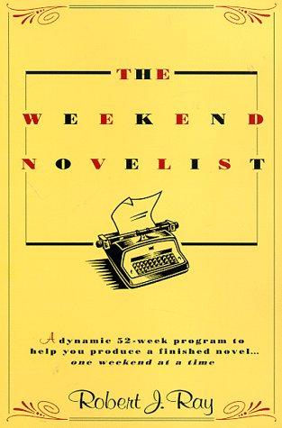 9780440505945: The Weekend Novelist