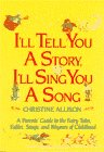 I'll Tell You a Story, I'll Sing You a Song: Christine Allison