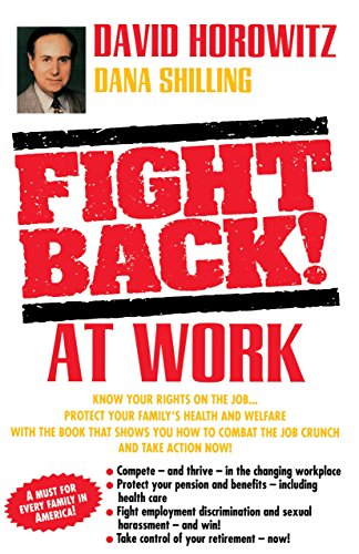 9780440506362: Fight Back! at Work