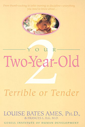 9780440506386: Your Two-Year-Old: Terrible or Tender