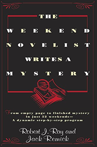 9780440506584: The Weekend Novelist Writes a Mystery