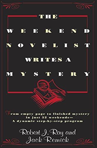 9780440506584: The Weekend Novelist Writes a Mystery