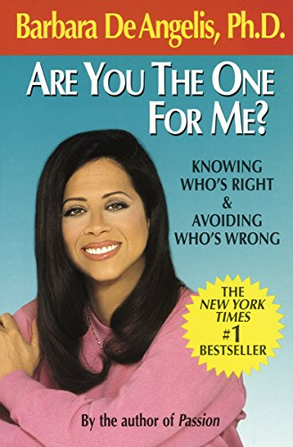 9780440506706: Are You the One for Me?: Knowing Who's Right and Avoiding Who's Wrong