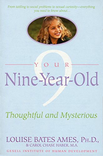 9780440506768: Your Nine Year Old: Thoughtful and Mysterious