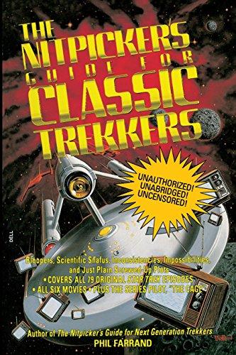 9780440506836: The Nitpicker's Guide for Classic Trekkers
