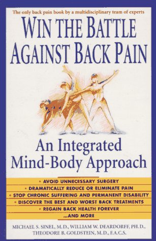 9780440507055: Win the Battle Against Back Pain: An Integrated Mind-Body Approach