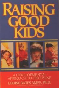 Raising Good Kids (0440507065) by Ames, Louise Bates