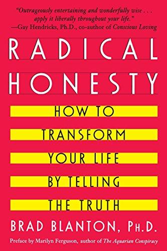 9780440507543: Radical Honesty