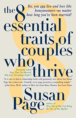 9780440507826: The 8 Essential Traits of Couples Who Thrive