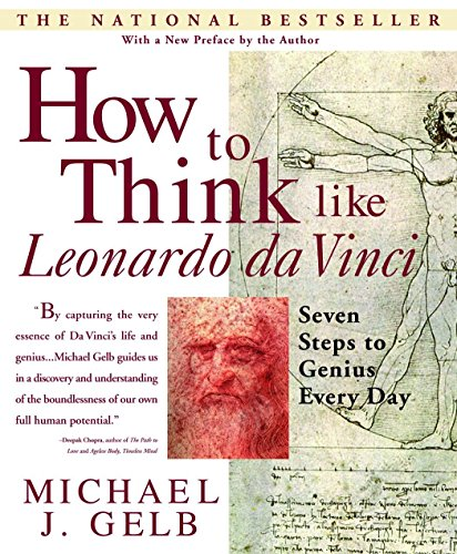 9780440508274: How to Think Like Leonardo da Vinci: Seven Steps to Genius Every Day