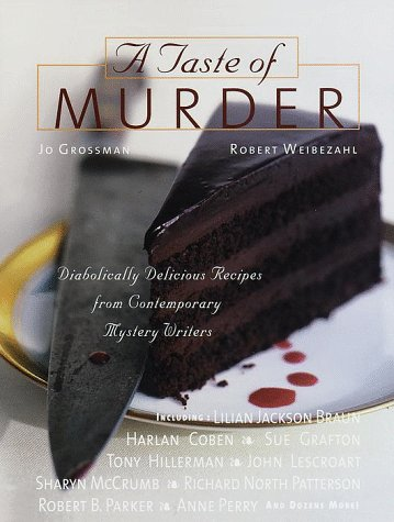 9780440508427: A Taste of Murder: Diabolically Delicious Recipes from Contemporary Mystery Writers