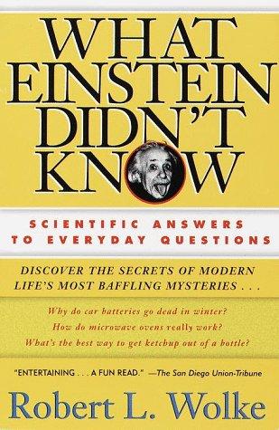 9780440508564: What Einstein Didn't Know