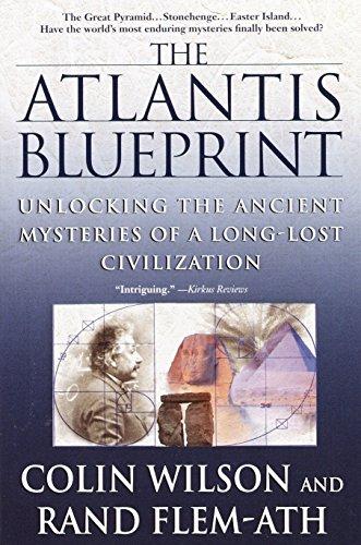 The Atlantis Blueprint: Unlocking the Ancient Mysteries: Colin Wilson, Rand