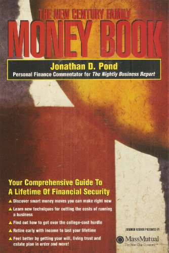 The New Century Family Money Book (0440513332) by Jonathan D. Pond
