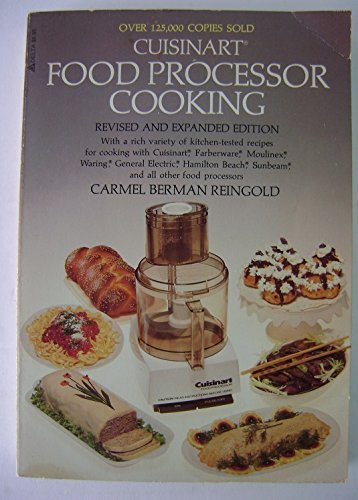 9780440515852: Cuisinart food processor cooking (A Delta book)
