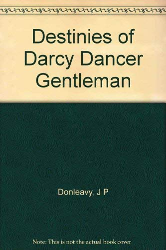 9780440520290: Destinies of Darcy Dancer Gentleman