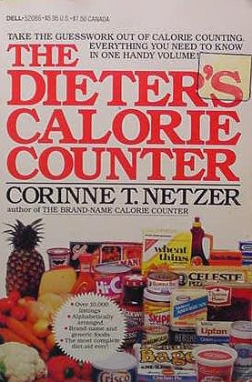 THE DIETER'S CALORIE COUNTER: Netzer, Corinne T.