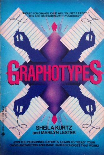 9780440532644: Graphotypes