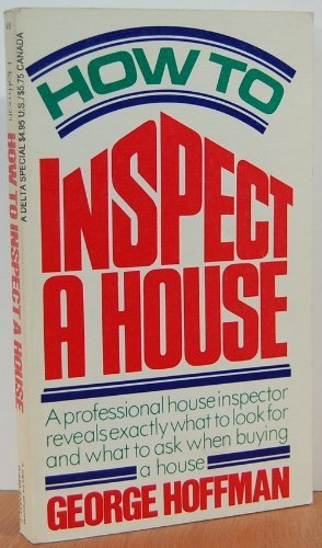 9780440533313: How to inspect a house