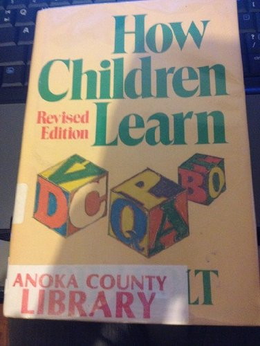 9780440538417: How Children Learn