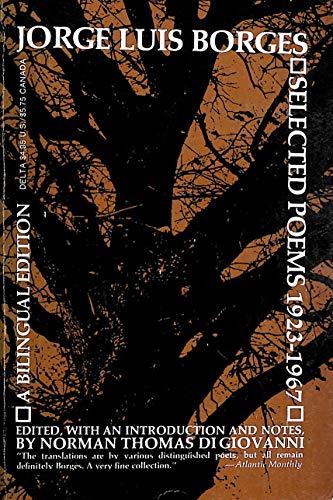 Selected Poems 1923-1967: Jorge Luis Borges