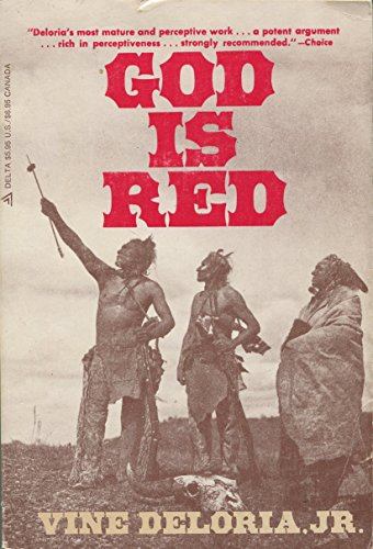 9780440544012: God Is Red