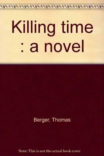 9780440545446: Killing time : a novel