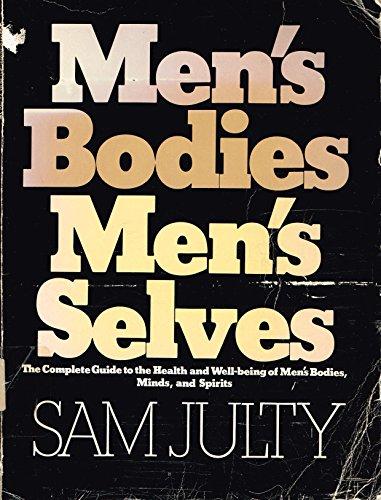 Men's bodies, men's selves: Sam Julty