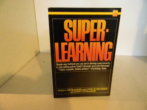 9780440550495: Superlearning: Simple New Methods You Can Use to Develop Supermemory