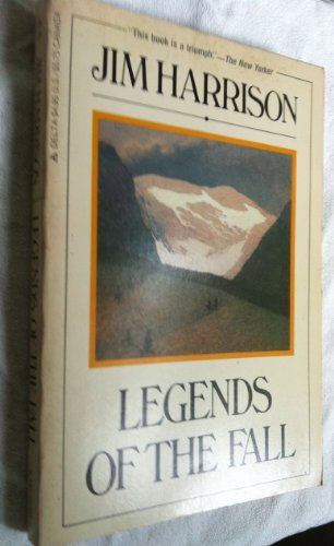 9780440550938: Legends of the Fall