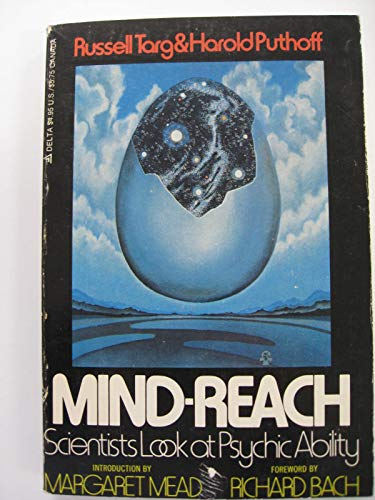 9780440556657: Mind-reach: Scientists look at psychic ability