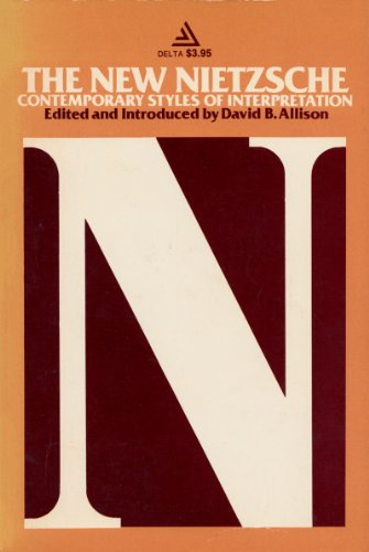 9780440558767: Title: The New Nietzsche Contemporary styles of interpret