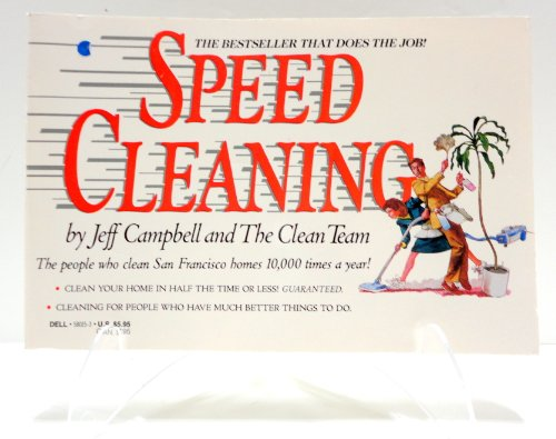 9780440580157: Speed Cleaning