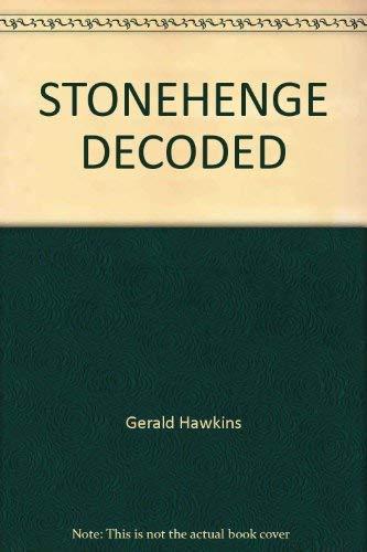 9780440582878: Stonehenge Decoded
