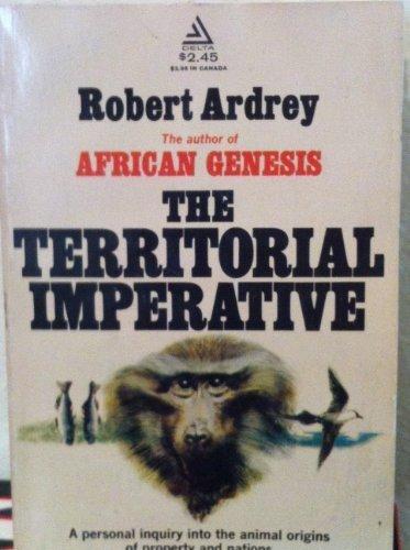 9780440586197: Territorial Imperative