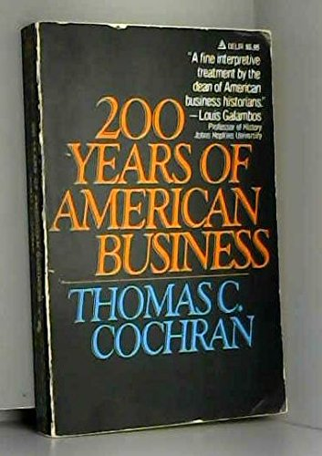 200 Years of American Business